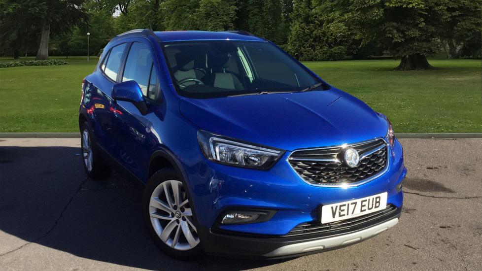 Used Vauxhall MOKKA X SUV 1.4 i Turbo 16v Design Nav 5dr