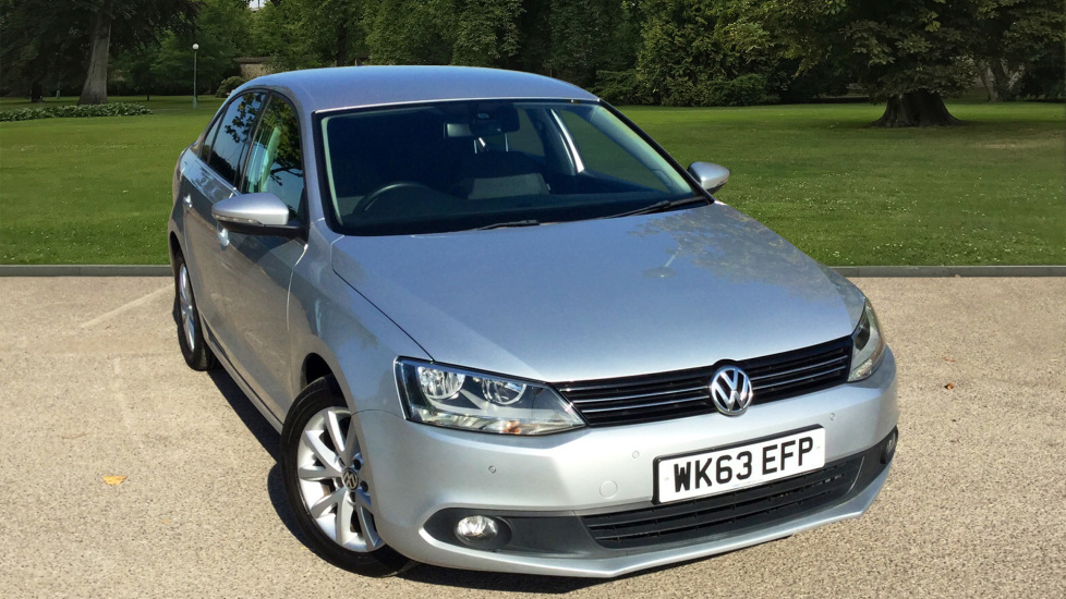 Used Volkswagen Jetta Saloon 1.6 TDI Limited Edition 4dr