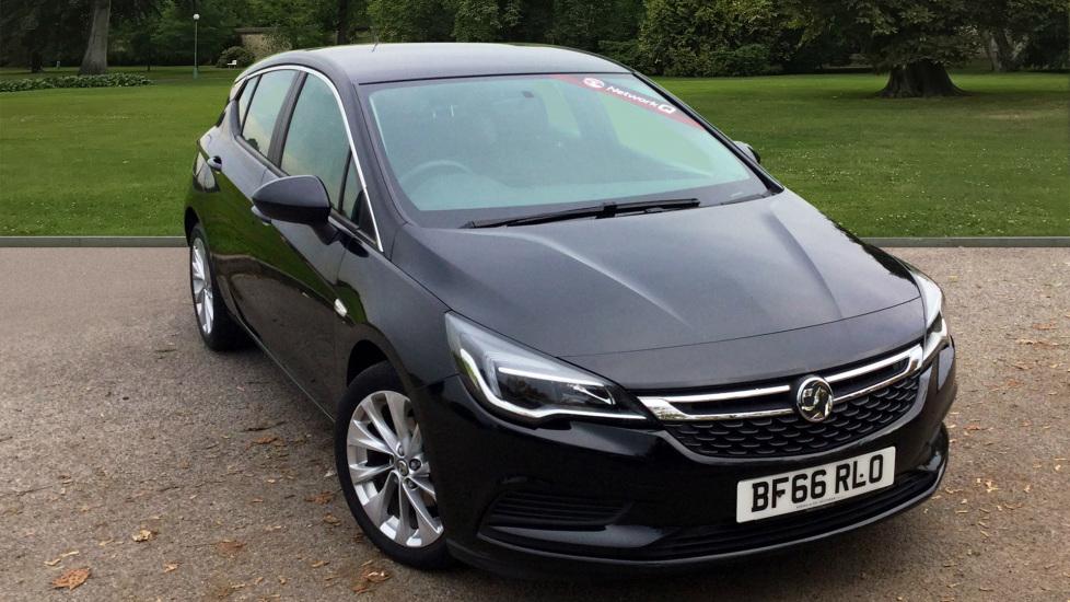 Used Vauxhall Astra Hatchback 1.0i Turbo ecoFLEX Design (s/s) 5dr