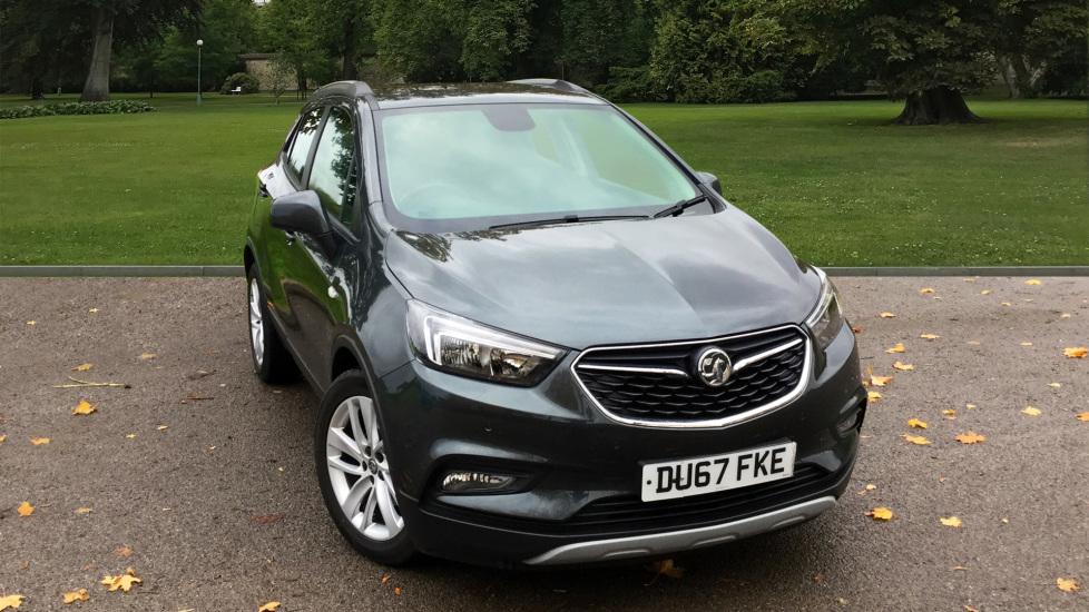 Used Vauxhall Mokka X SUV 1.4i Turbo ecoTEC Design Nav (s/s) 5dr