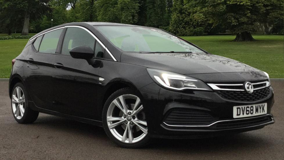 Used Vauxhall Astra Hatchback 1.6i Turbo GPF SRi VX Line Nav (s/s) 5dr