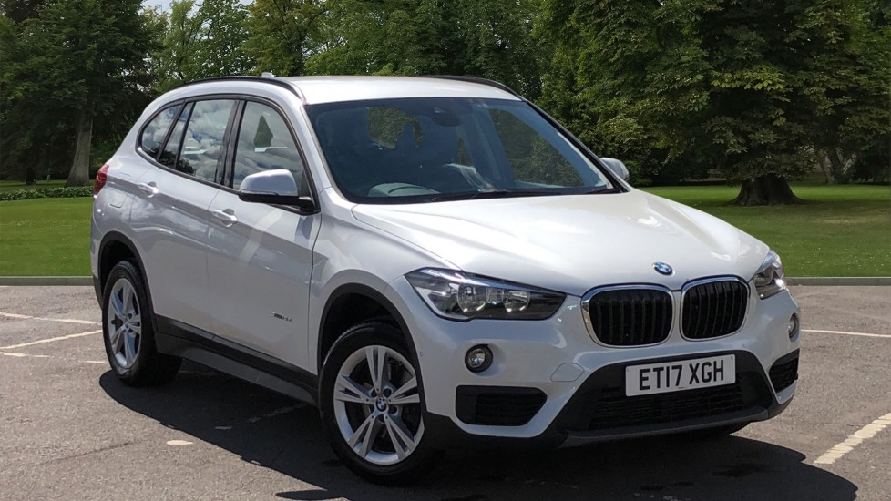Used BMW X1 SUV 2.0 18d SE Auto sDrive (s/s) 5dr