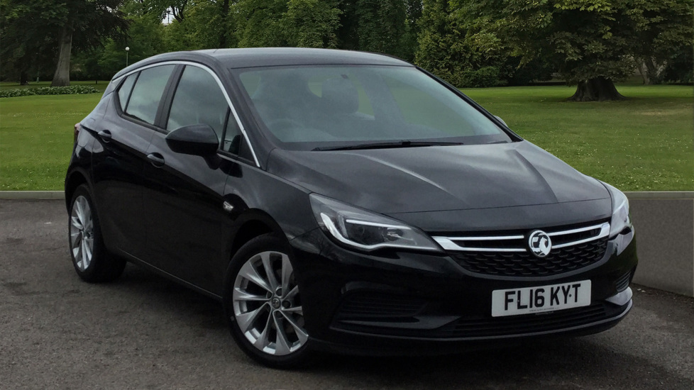 Used Vauxhall Astra Hatchback 1.6 CDTi ecoTEC BlueInjection Energy 5dr