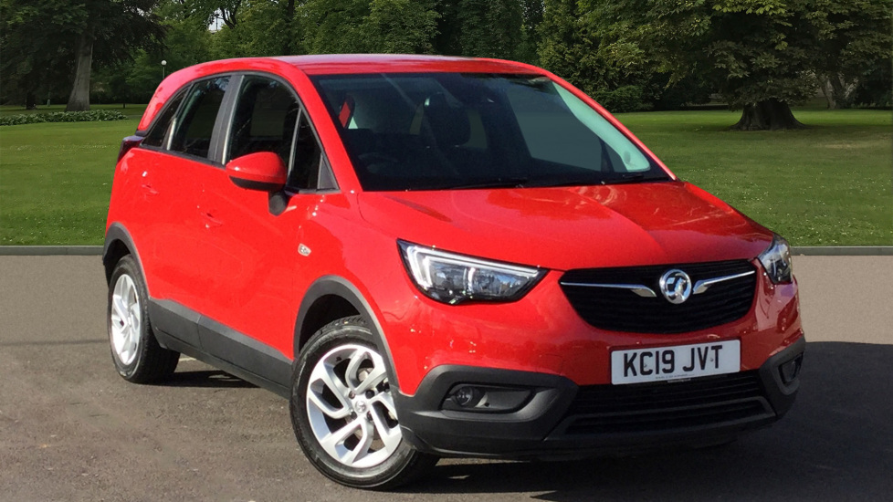 Used Vauxhall Crossland X SUV 1.6 Turbo D ecoTEC BlueInjection SE (s/s) 5dr