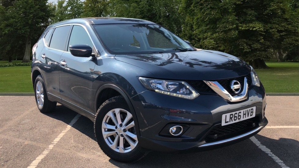Used Nissan X-Trail SUV 1.6 dCi Acenta (s/s) 5dr