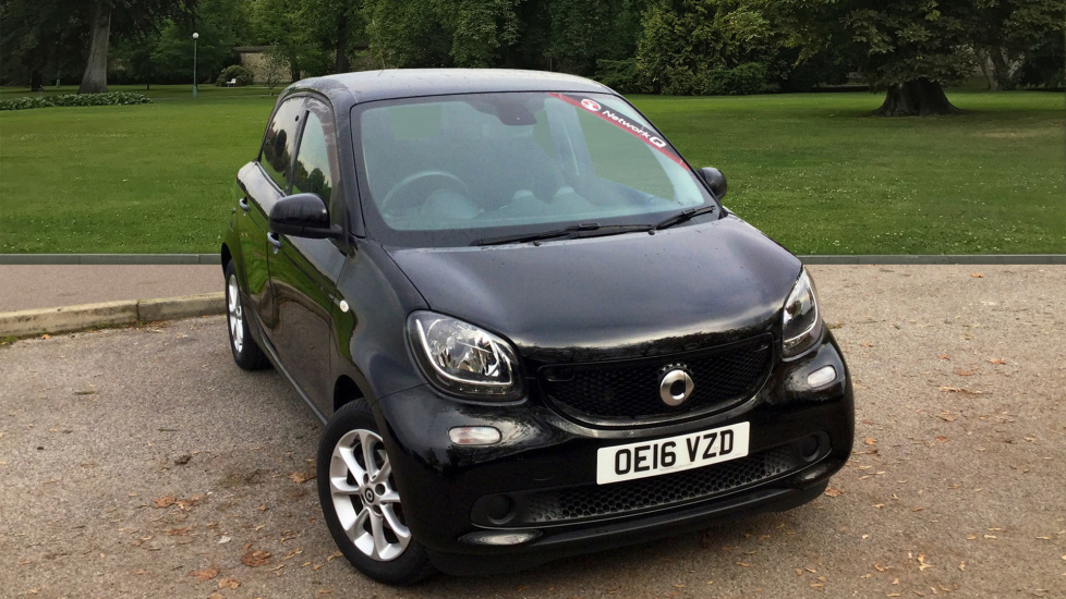 Used Smart forfour Hatchback 1.0 Passion (Premium) Twinamic (s/s) 5dr