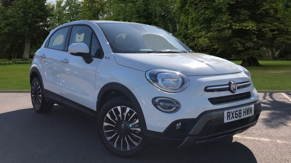 Used Fiat 500X SUV 1.0 FireFly Turbo MultiAir City Cross (s/s) 5dr