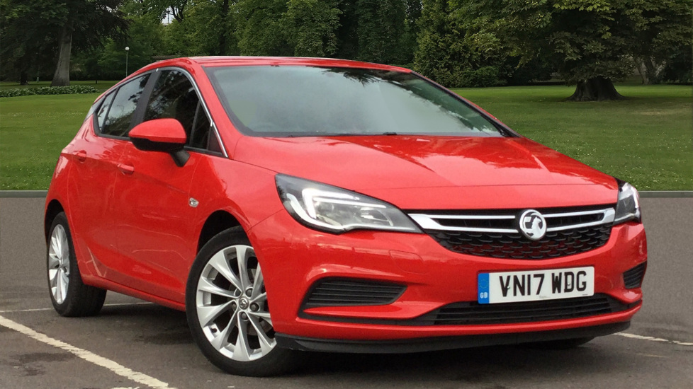 Used Vauxhall Astra Hatchback 1.4i Turbo Energy 5dr