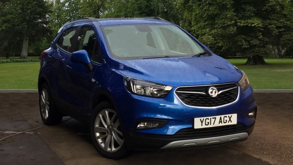 Used Vauxhall Mokka X SUV 1.6i Design Nav (s/s) 5dr
