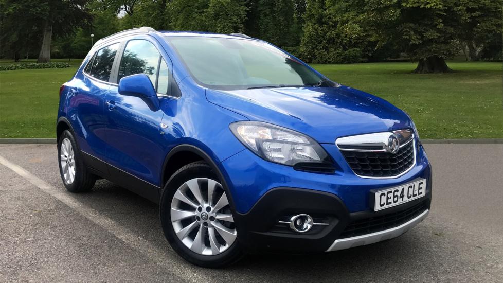 Used Vauxhall MOKKA Hatchback 1.4 16v Turbo SE (s/s) 5dr