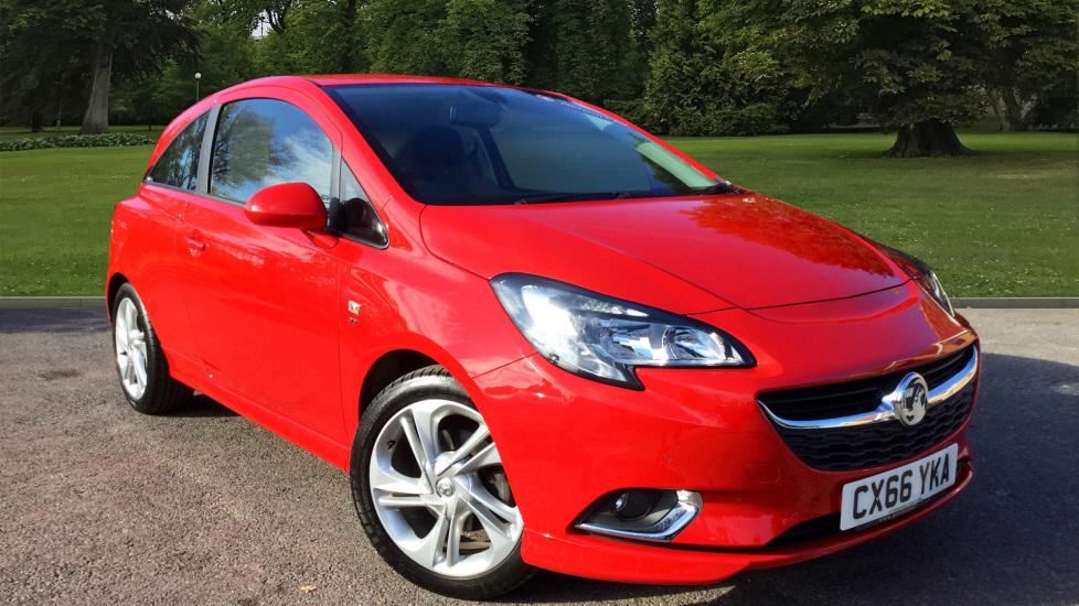 Used Vauxhall CORSA Hatchback 1.0 i Turbo ecoFLEX SRi VX Line (s/s) 3dr