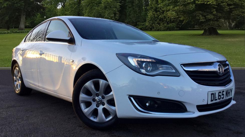 Used Vauxhall INSIGNIA Hatchback 1.6 CDTi SRi Nav (s/s) 5dr