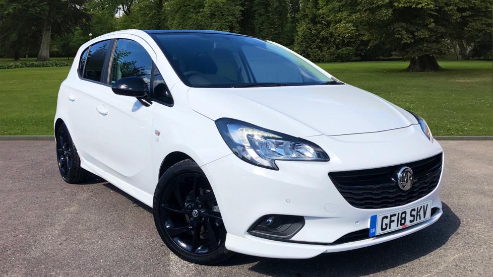 Used Vauxhall CORSA Hatchback 1.4i ecoTEC Limited Edition 5dr