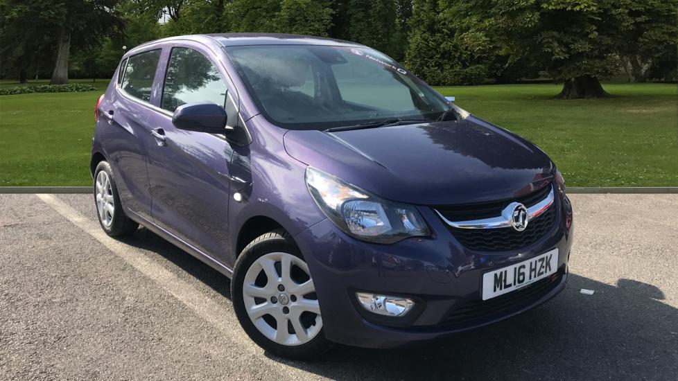 Used Vauxhall VIVA Hatchback 1.0 i ecoFLEX SE 5dr