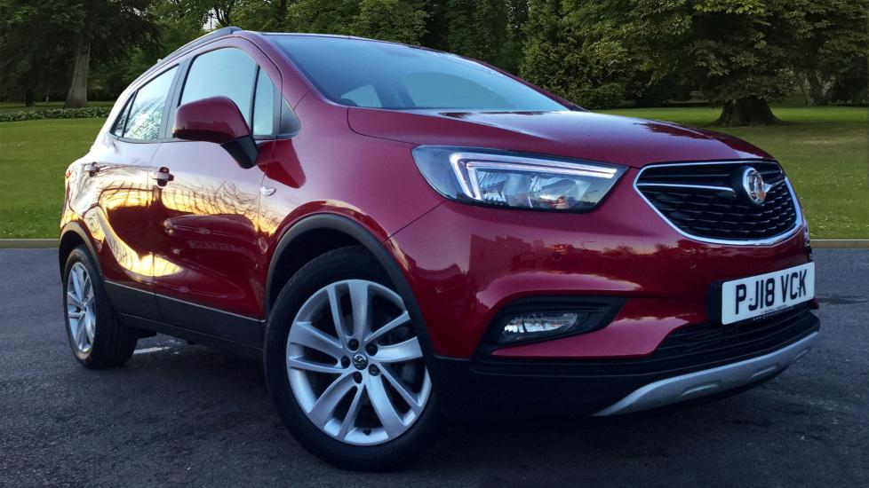 Used Vauxhall MOKKA X SUV 1.4 i 16v Turbo Design Nav SUV 5dr
