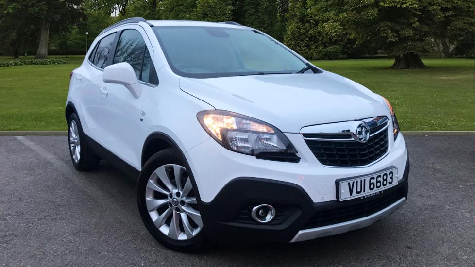 Used Vauxhall MOKKA Hatchback 1.4 i 16v Turbo SE (s/s) 5dr