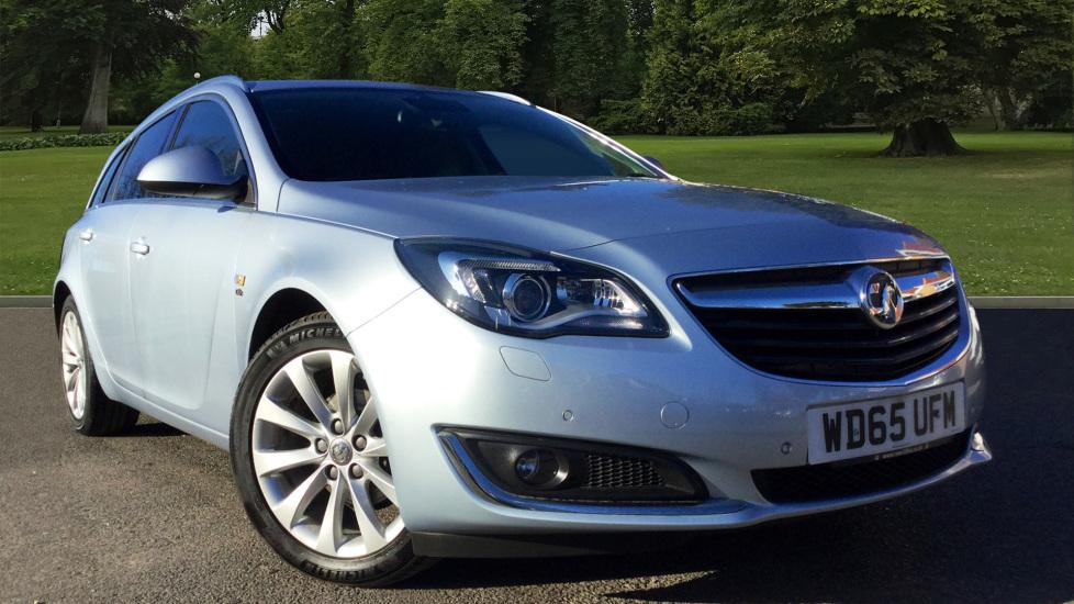 Used Vauxhall INSIGNIA Estate 1.6 CDTi ecoFLEX Elite Nav Sport Tourer (s/s) 5dr