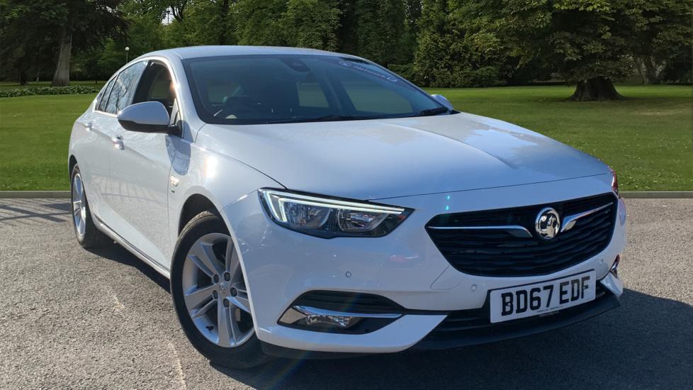 Used Vauxhall Insignia Hatchback 1.5i Turbo SRi Nav Grand Sport (s/s) 5dr