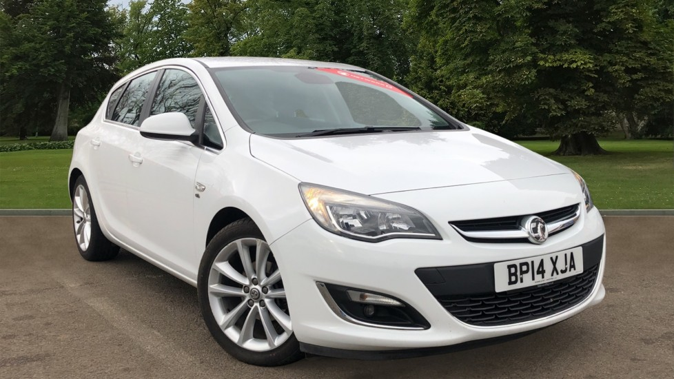 Used Vauxhall Astra Hatchback 1.6 16v Elite 5dr