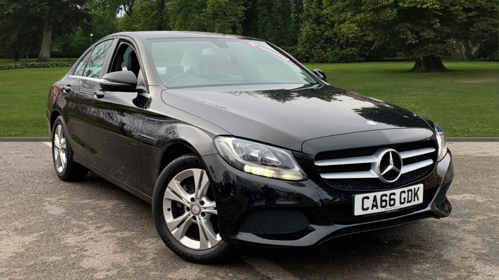 Used Mercedes-benz C Class Saloon 2.0 C200 SE Executive Edition (s/s) 4dr
