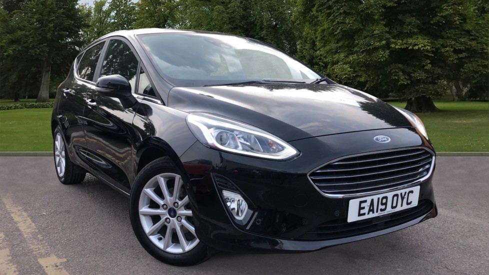 Used Ford Fiesta Hatchback 1.0T EcoBoost Titanium X (s/s) 5dr