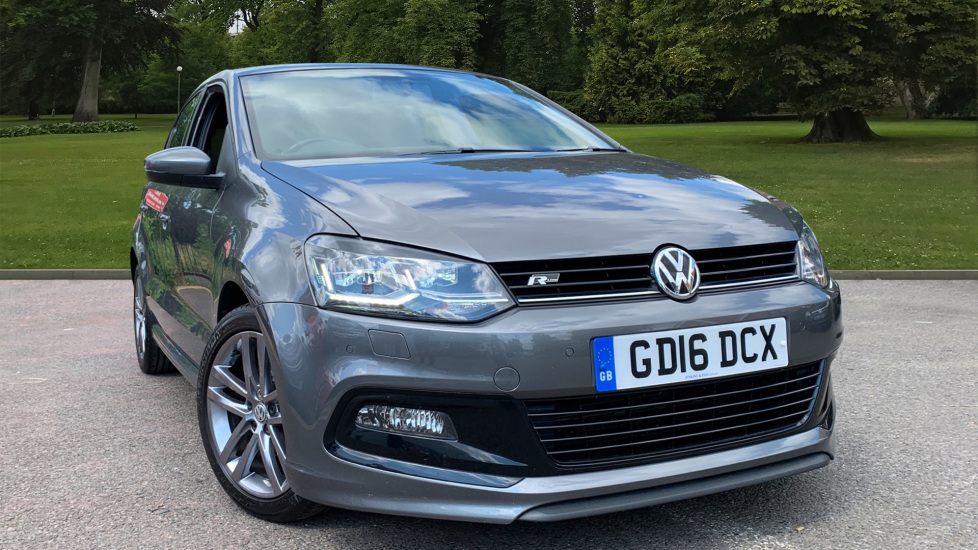 Used Volkswagen POLO Hatchback 1.2 TSI BlueMotion Tech R Line (s/s) 5dr