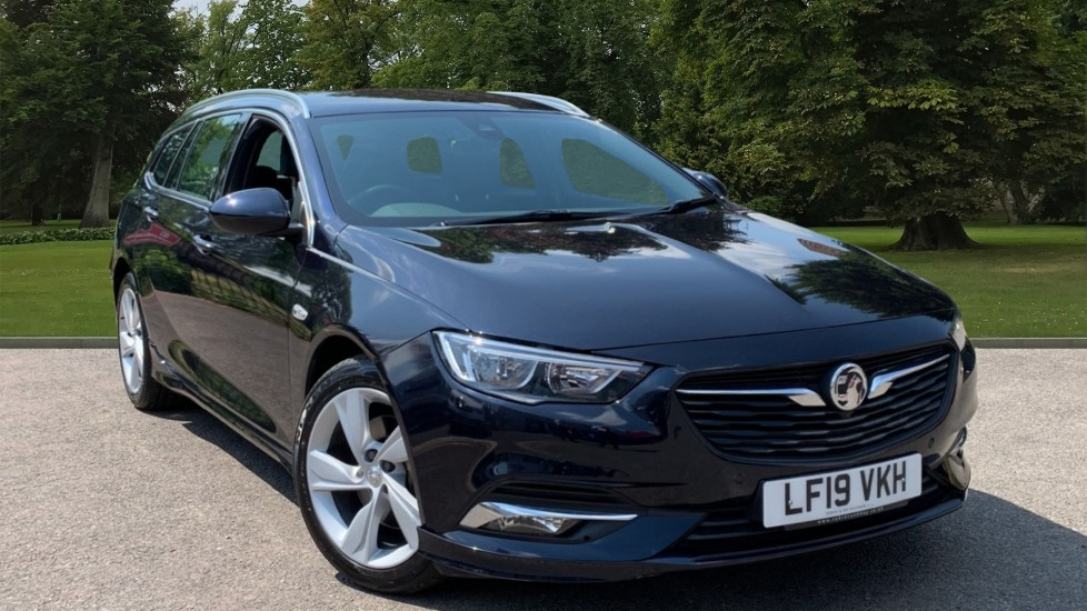 Used Vauxhall Insignia Estate 2.0 Turbo D BlueInjection SRi VX Line Nav Sports Tourer (s/s) 5dr