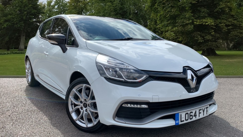 Used Renault Clio Hatchback 1.6 T Renaultsport Lux EDC Auto 5dr