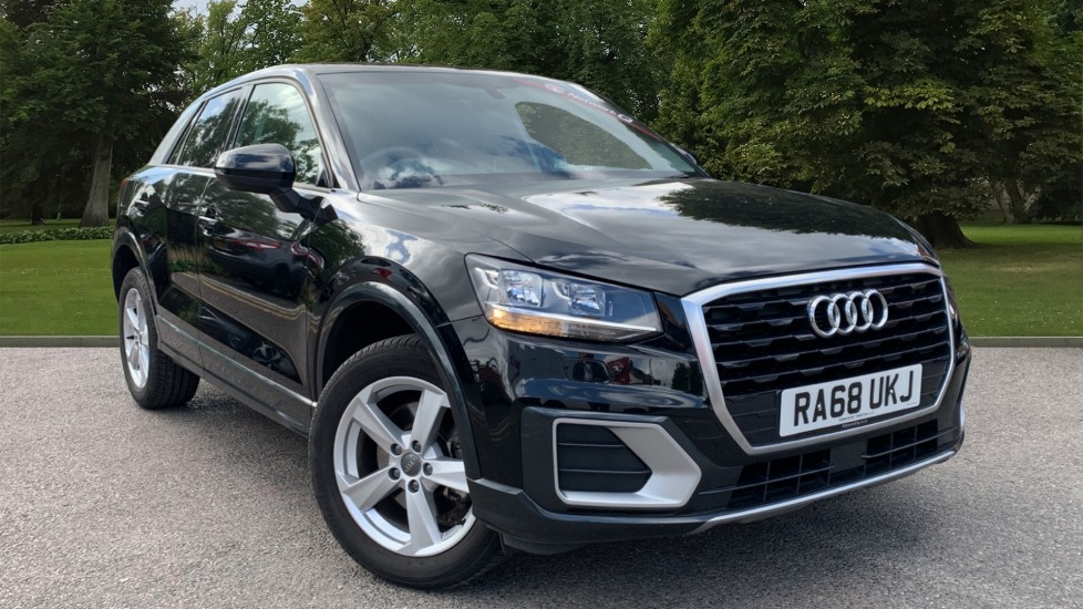 Used Audi Q2 SUV 1.0 TFSI 30 Sport S Tronic (s/s) 5dr