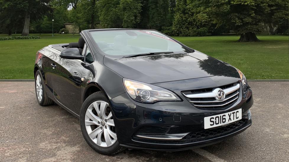 Used Vauxhall Cascada Convertible 1.4i Turbo SE (s/s) 2dr