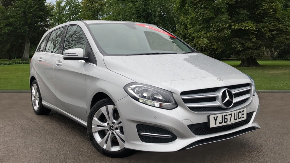 Used Mercedes-benz B Class MPV 1.6 B200 Sport (Executive) 7G-DCT (s/s) 5dr