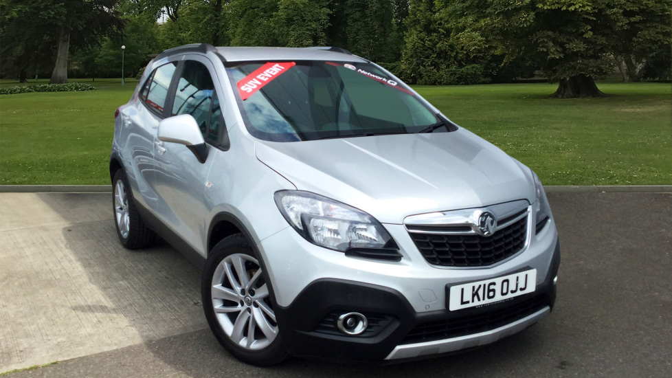 Used Vauxhall MOKKA Hatchback 1.4 i 16v Turbo Exclusiv 5dr