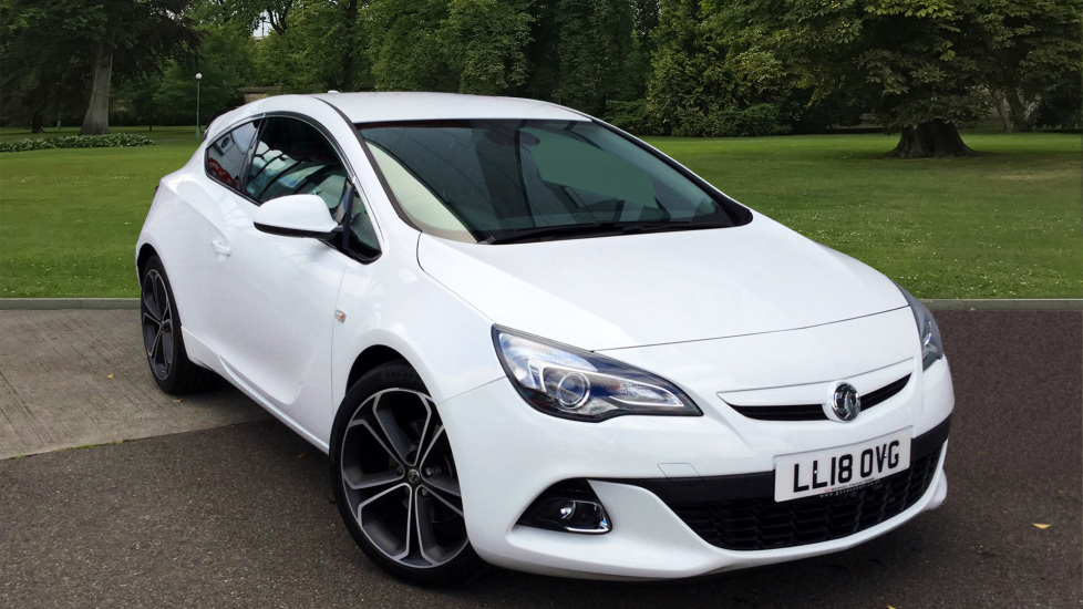 Used Vauxhall ASTRA GTC Coupe 1.4 i Limited Edition (s/s) 3dr
