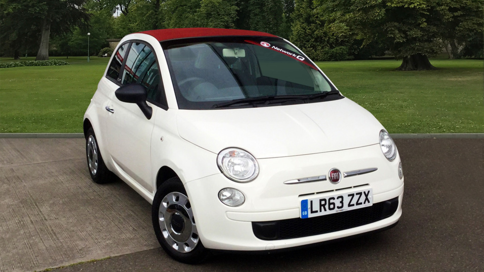 Used Fiat 500C Convertible 1.2 Pop 2dr