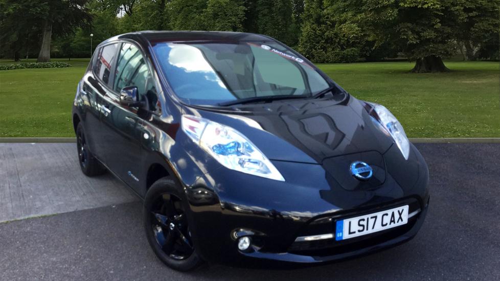 Used Nissan LEAF Hatchback (30kWh) Black Edition 5dr