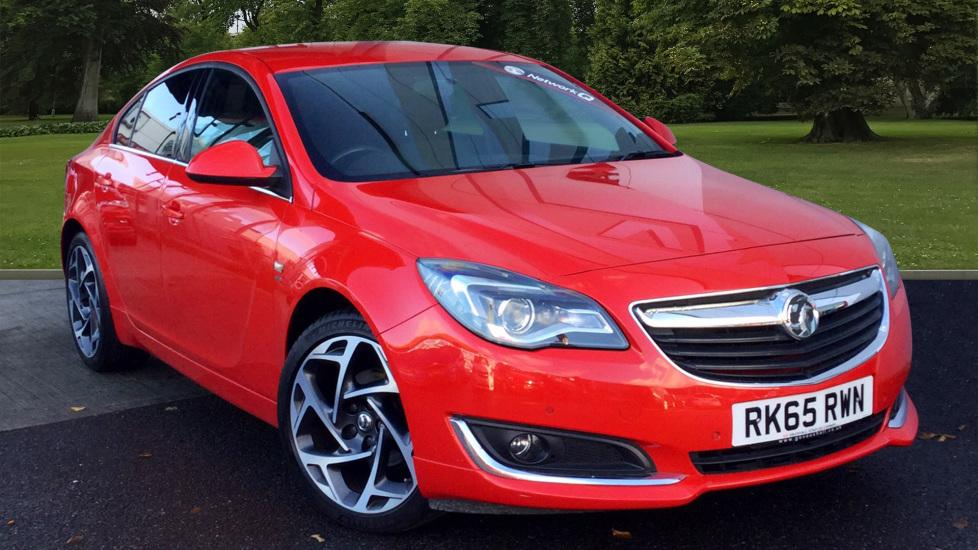 Used Vauxhall INSIGNIA Hatchback 1.6 CDTi SRi VX Line Nav (s/s) 5dr