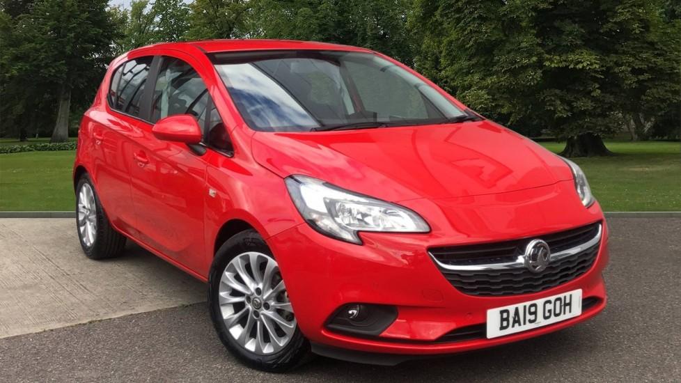 Used Vauxhall Corsa Hatchback 1.4i ecoTEC SE Nav 5dr