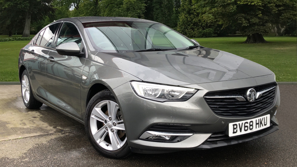 Used Vauxhall Insignia Hatchback 1.6 Turbo D BlueInjection SRi Grand Sport (s/s) 5dr