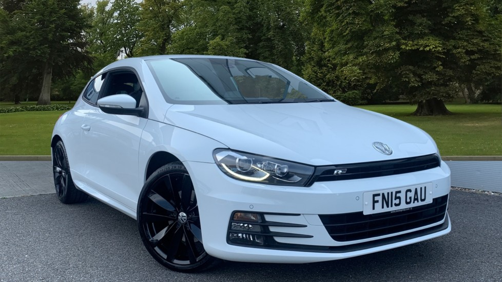 Used Volkswagen Scirocco Coupe 2.0 TSI BlueMotion Tech R-Line Hatchback DSG 3dr