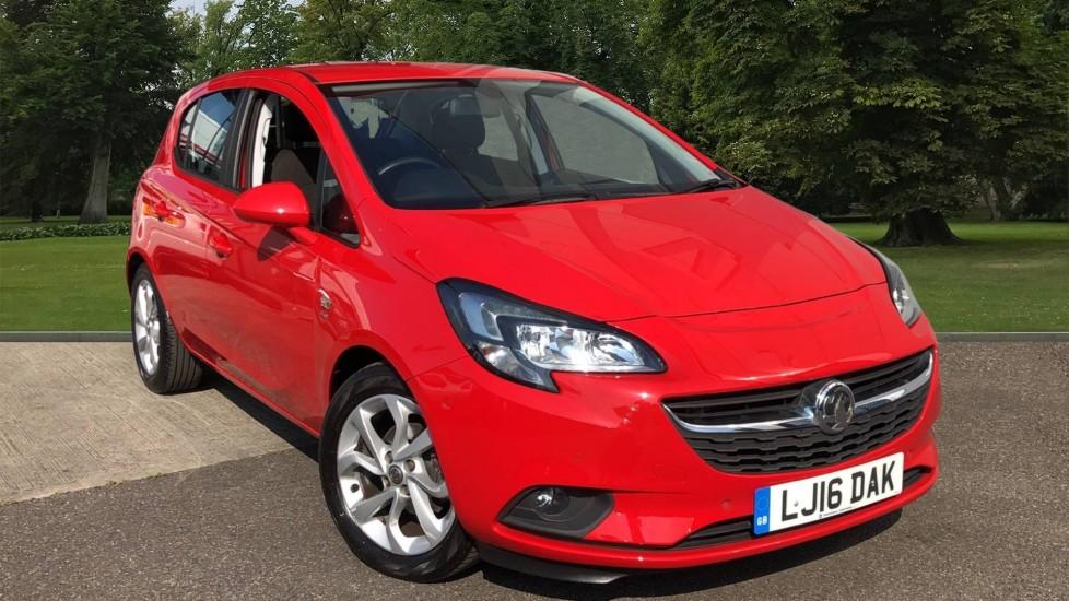 Used Vauxhall Corsa Hatchback 1.4i ecoFLEX Energy 5dr (a/c)
