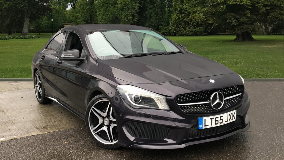 Used Mercedes-benz CLA Class Coupe 1.6 CLA180 AMG Sport 7G-DCT (s/s) 4dr
