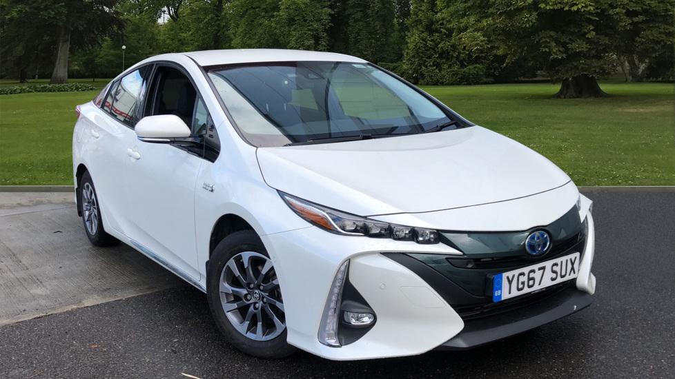 Used Toyota PRIUS Hatchback 1.8 VVT-h Excel CVT (s/s) 5dr