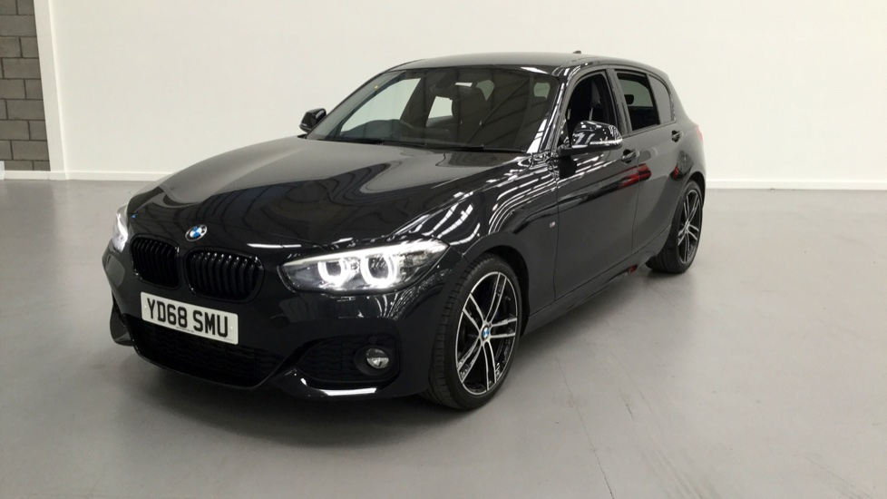 Bmw 1 Series 118i 1 5 M Sport Shadow Ed Step Auto Yd68smu