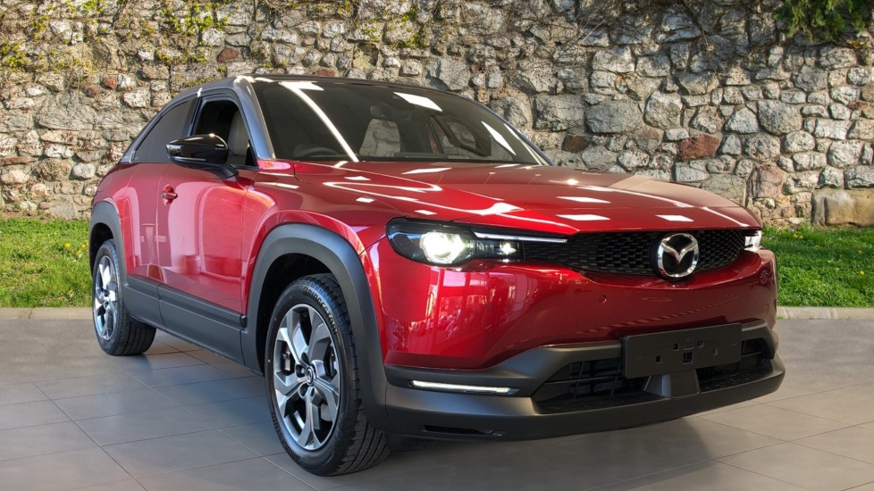 Mazda MX-30 107kW GT Sport Tech 35.5kWh Electric Automatic 5 door Hatchback