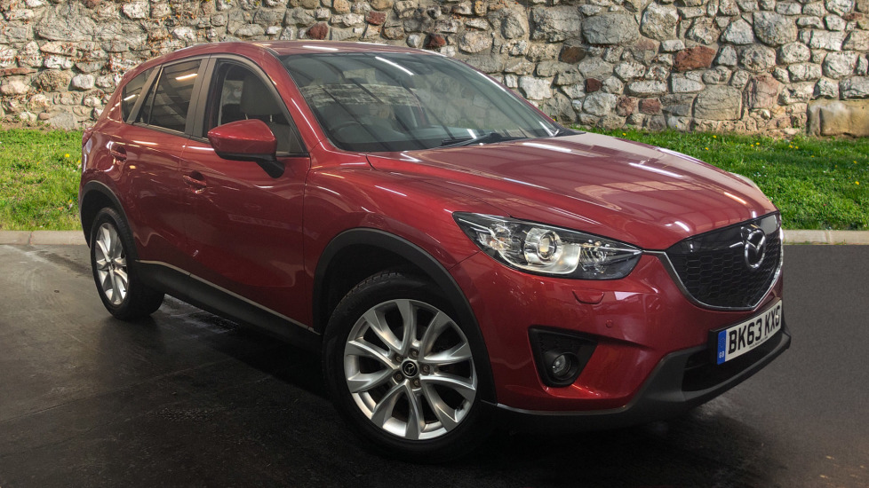 Mazda CX-5 2.0 Sport Nav 5 door Estate (2013) image