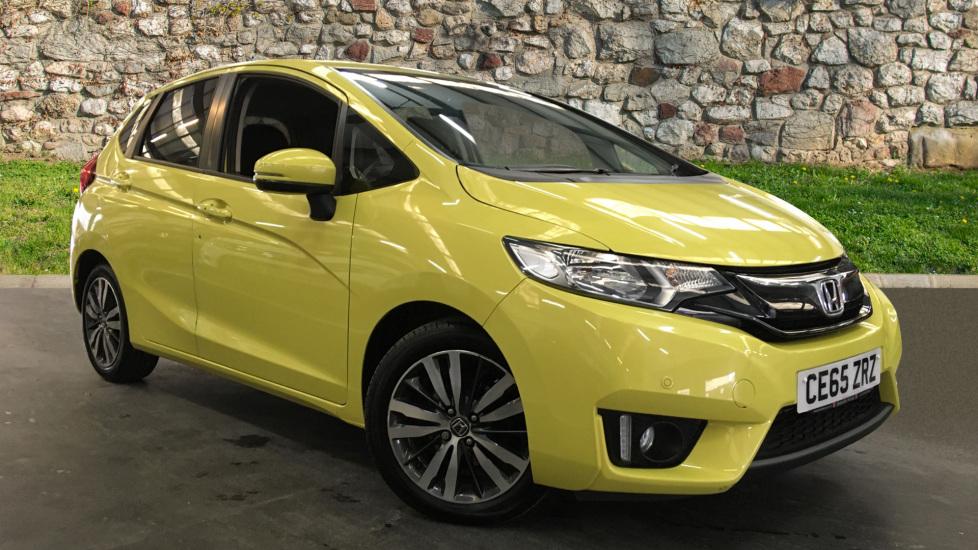 Honda Jazz 1.3 EX Navi CVT Automatic 5 door Hatchback (2015) image