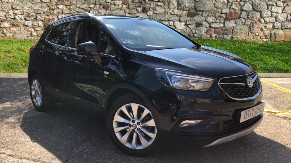 Vauxhall Mokka X 1.6i Elite 5dr Hatchback (2017) image