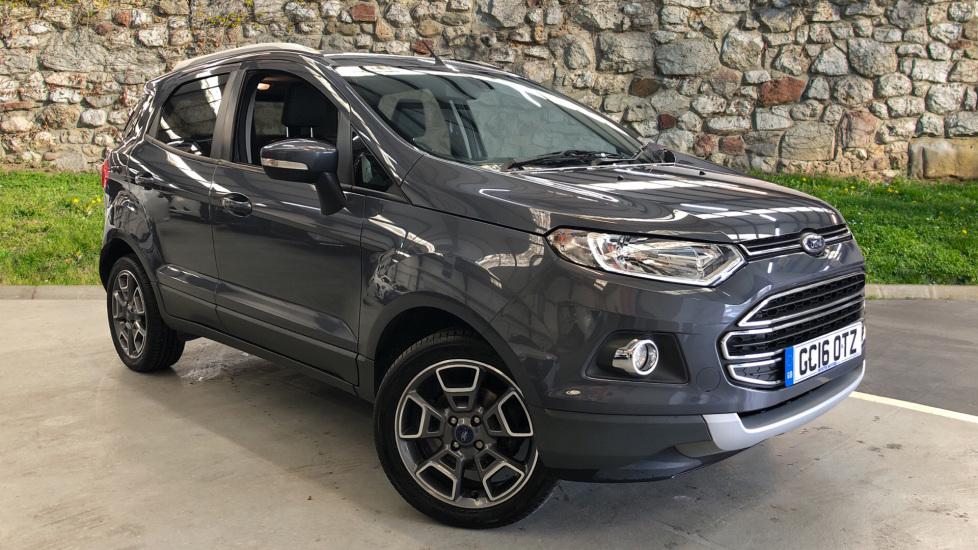 Ford EcoSport 1.0 EcoBoost Titanium 5dr Hatchback (2016) image