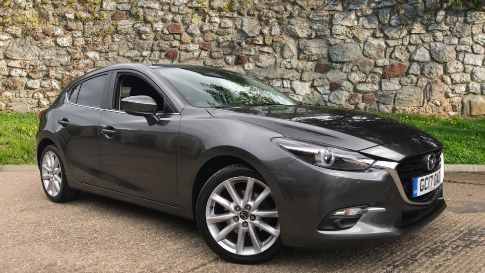 Mazda 3 2.0 Sport Nav 5dr Hatchback (2017)