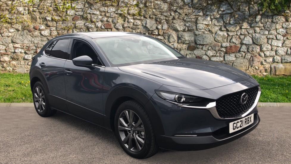 Mazda CX-30 2.0 Skyactiv-X MHEV GT Sport 5dr AWD - Reverse Camera, Sat Nav, Apple CarPlay & Android Auto Hatchback (2021) image
